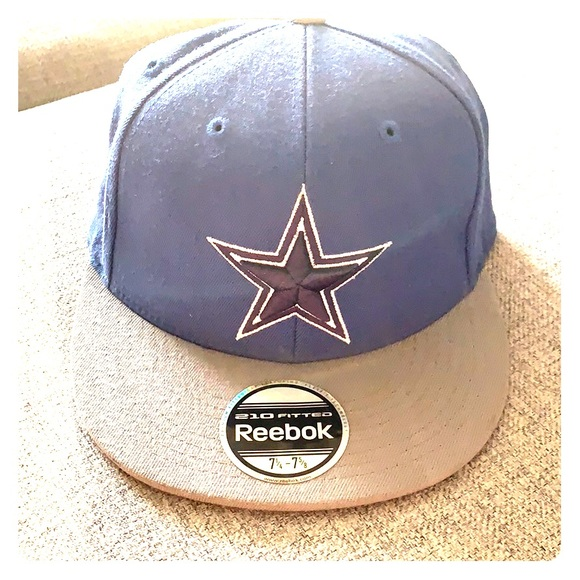 Reebok Other - Dallas Cowboys Fitted Cap